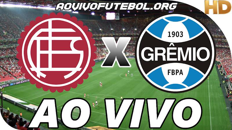 Lanús x Grêmio Ao Vivo Online na TV HD