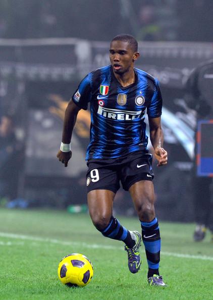 Football Stars Samuel Etoo 2011 Best Player Profile