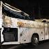 Vídeo mostra momento da queda do autocarro em ribanceira na Madeira