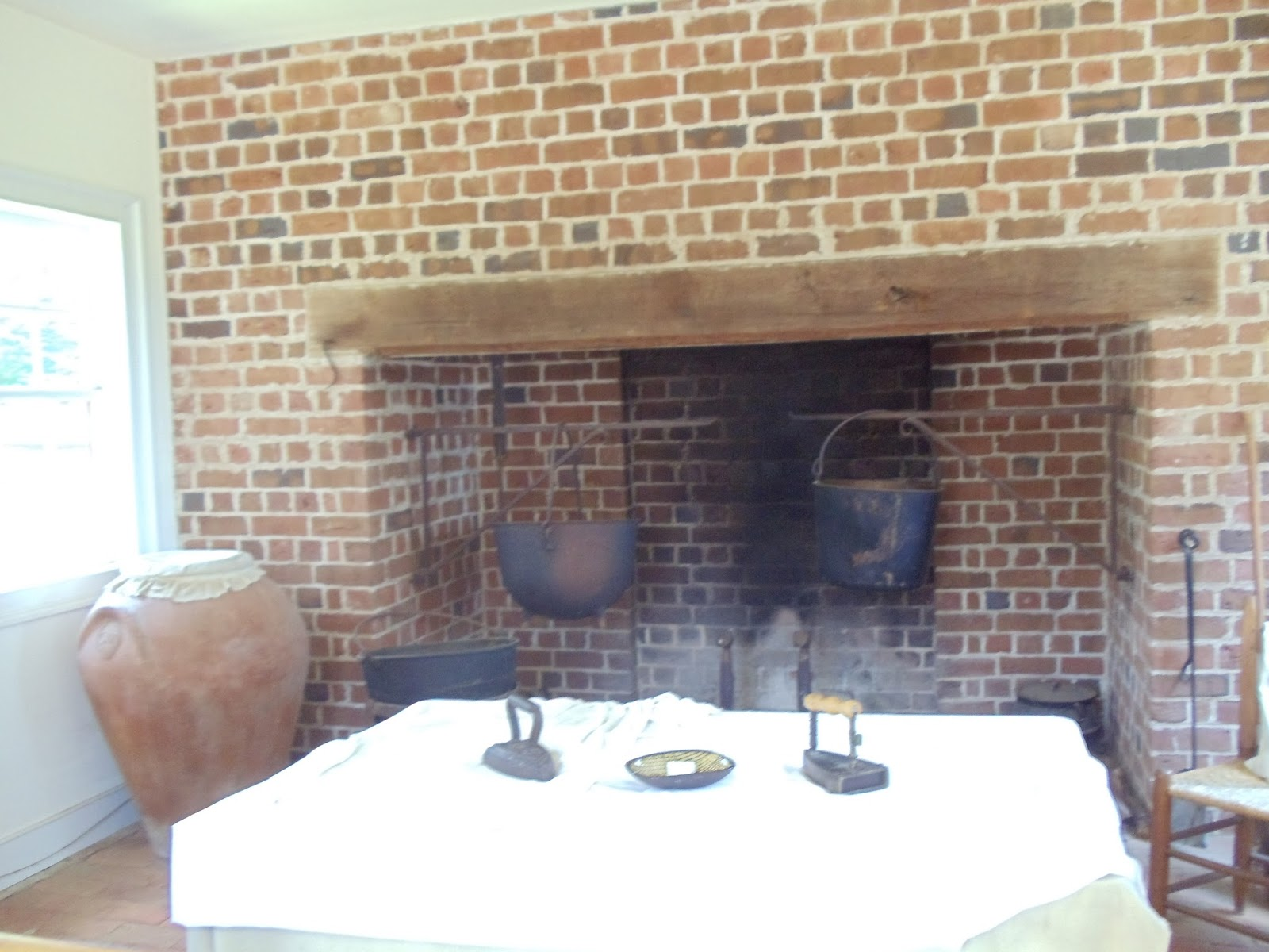 Kitchen at Gunston Hall