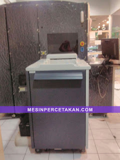 Jual HP Indigo 3550 digital printer