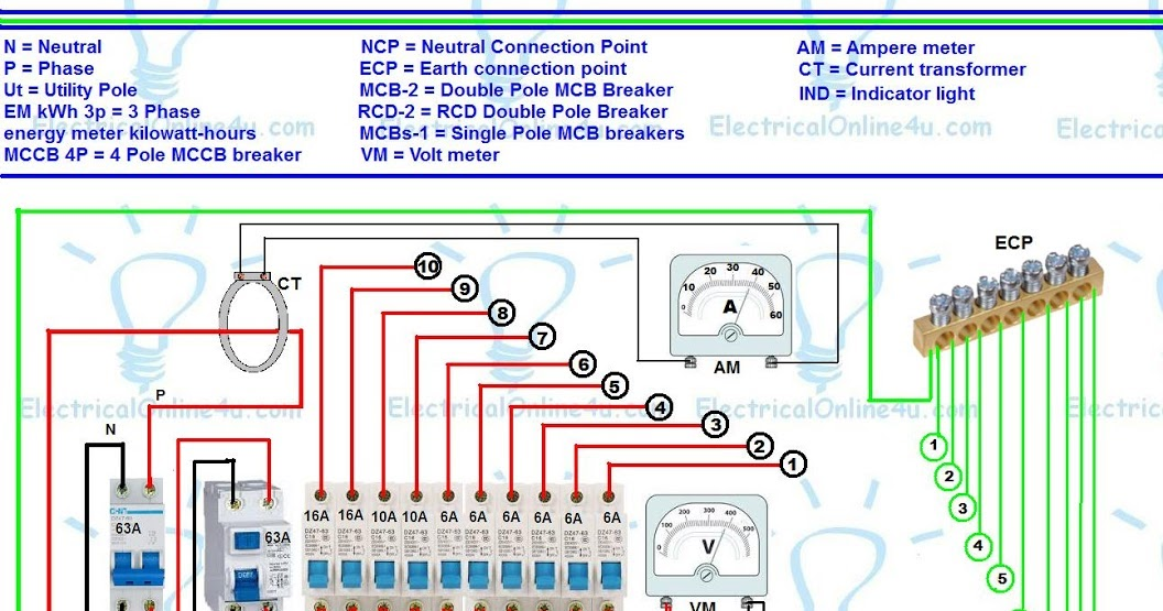 Charming rcd mcb wiring diagram images electrical and wiring rcd mcb wiring diagram asfbconference2016 Images