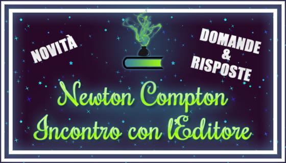 Newton Compton: Incontro con l'editore, Novitàin arrivo!