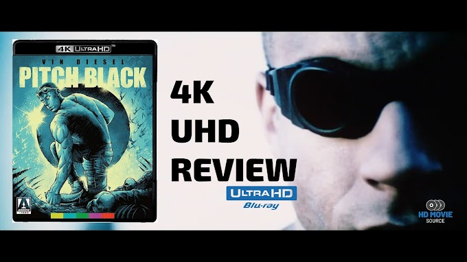 Pitch Black (2000) 4K Ultra HD Blu-ray Review: The Basics