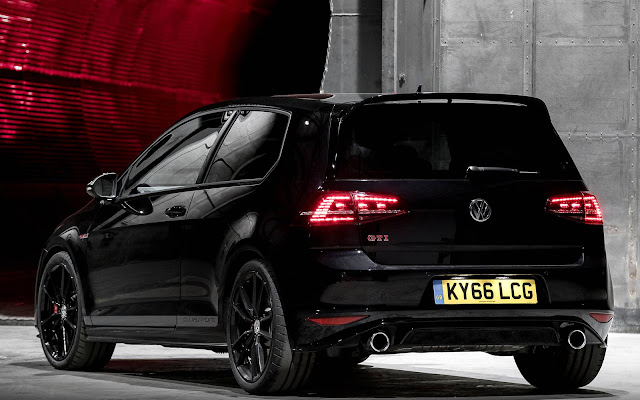 VW Golf GTI Clubsport S 40