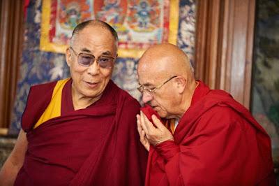 Hábitos de monjes Budistas difíciles pero necesarios para la vida