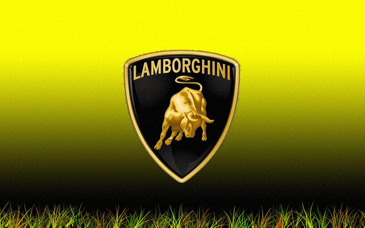 lamborghini logo hd wallpaper - photo #3