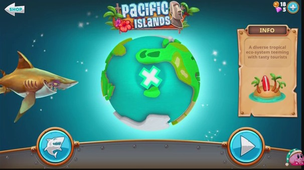 download cheat hungry shark world