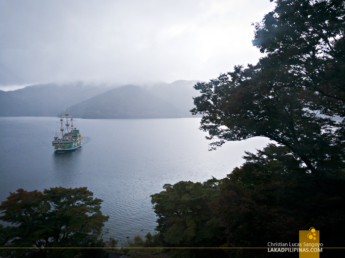 Hakone Free Pass Hakone Sightseeing Cruise