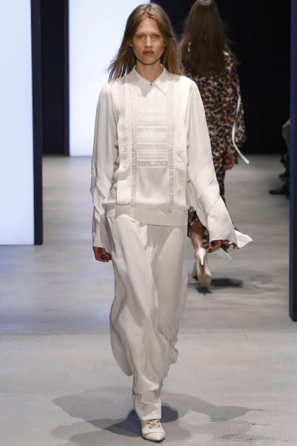 Pijama de calle Derek Lam SS 2016