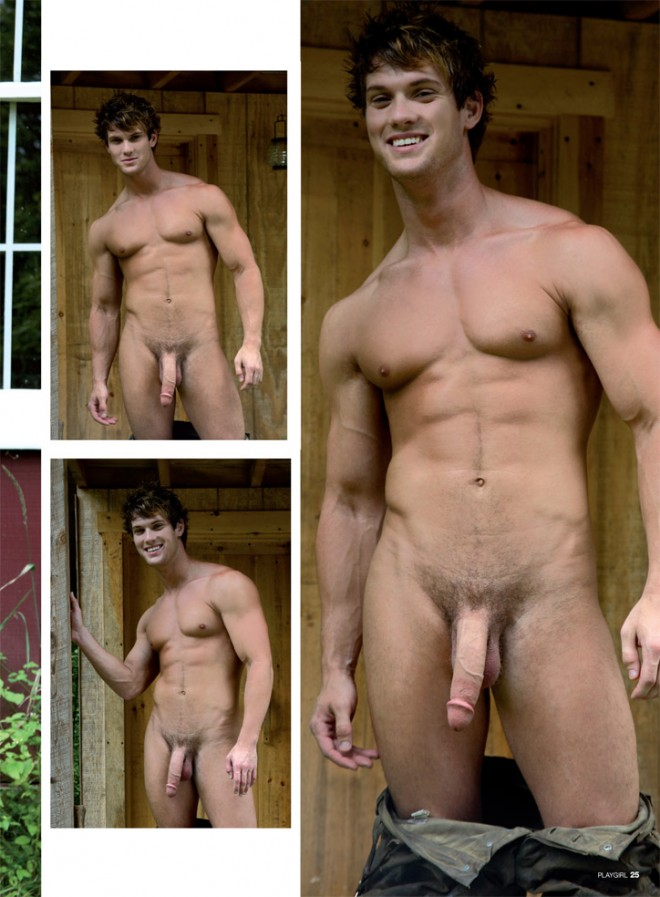 Playgirl leighton stultz naked consider