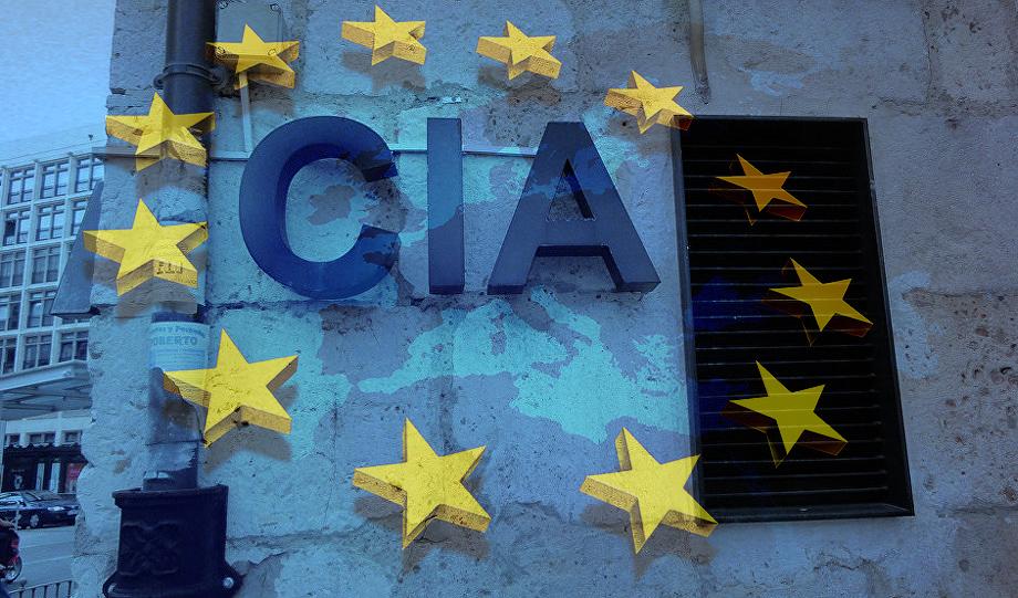 Risultati immagini per L'Unione Europea? E' una creazione della Cia. Ecco i documenti