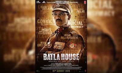 Batla House 2019 Full Movie Download in 720P - 360P - 480P - HD - Full HD Movie