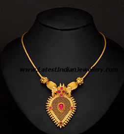 Light Weight Temple Jewellery