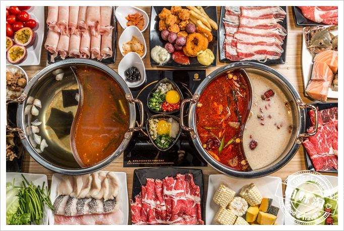 高雄饗麻饗辣新開幕-精品麻辣火鍋+Buffet熟食無限量吃到飽!