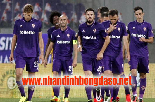Fiorentina vs AS Roma www.nhandinhbongdaso.net
