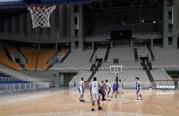 EOK | Εθνική Παίδων: Ελλάδα-Ισραήλ 68-64 (Φιλικός αγώνας προετοιμασίας)