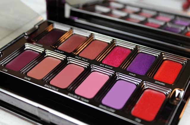 A review of Urban Decay Vice Metal Meets Matte Lipstick Palette Review