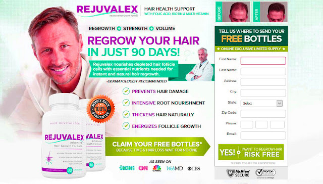 Rejuvalex Components Side Effects Does It Really Work Health