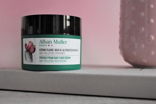 Mon avis sur le crème fluide jour anti-pollution d'Alban Muller