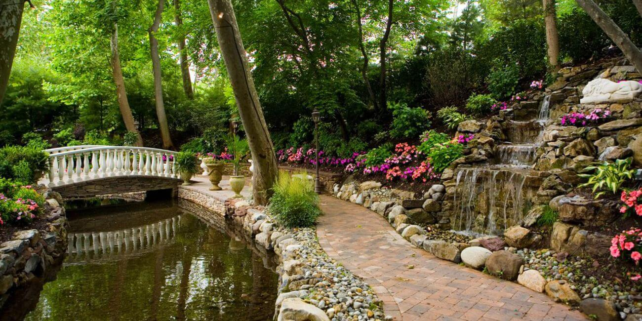 New Jersey Garden Wedding Venues Nj