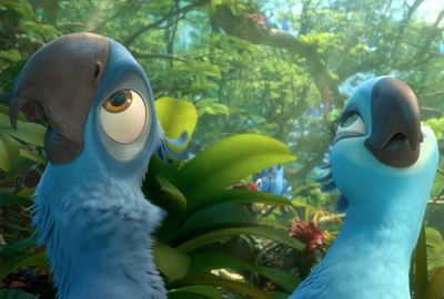Rio 2 animatedfilmreviews.filminspector.com