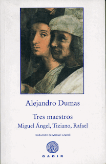 Tres Maestros (Trois Maitres) 1845