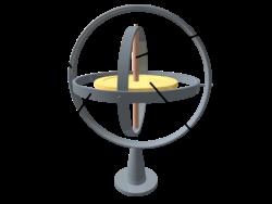 Gyroscope Gravity Balancing Tools