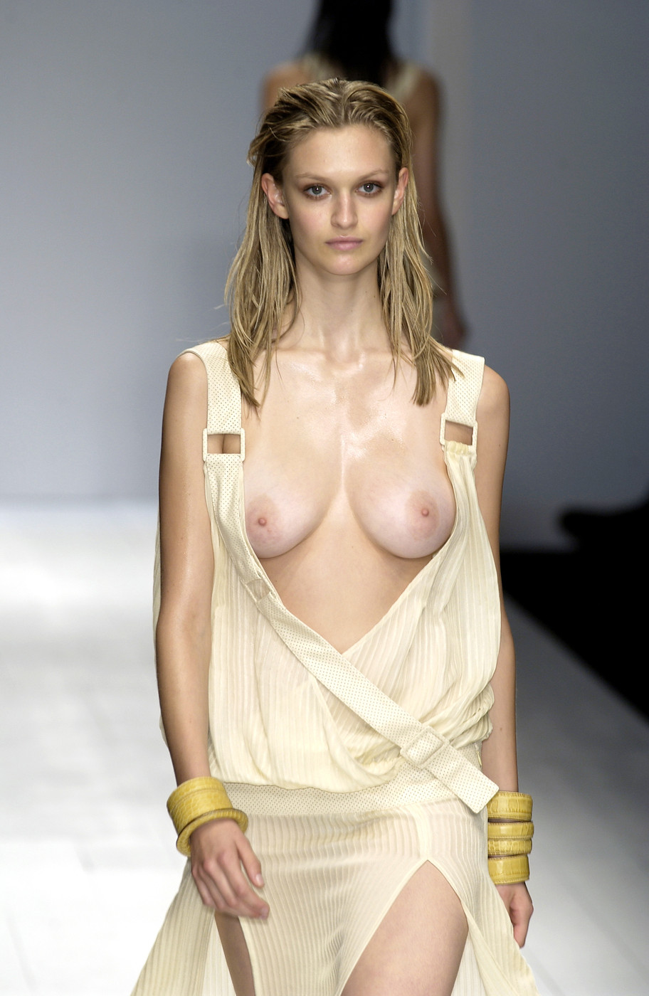 Nude runway models pussies agree