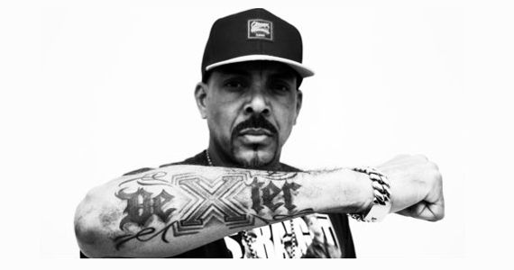 Rapper Dexter visita presídio e bate-papo com detentos durante Flipoços 2018