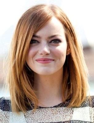 Style rambut wanita bob sebahu