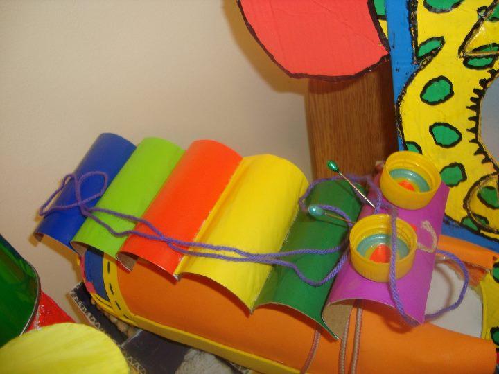 Recursos Pedagogicos Juegos Didacticos Hechos Con Material Reciclable