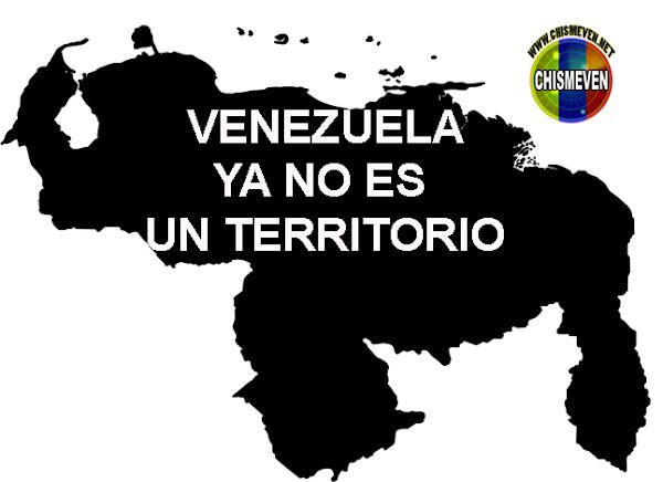 Venezuela ya no es un territorio, es un grupo de personas en el exterior