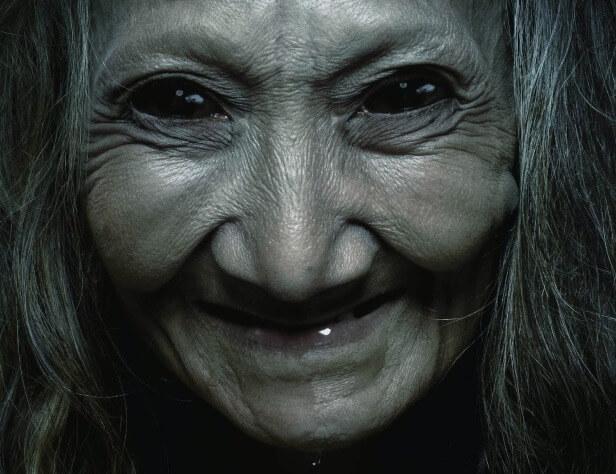 Hantu Nenek jenggot