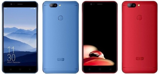 سعر ومواصفات Elephone P8 Mini بالصور والفيديو