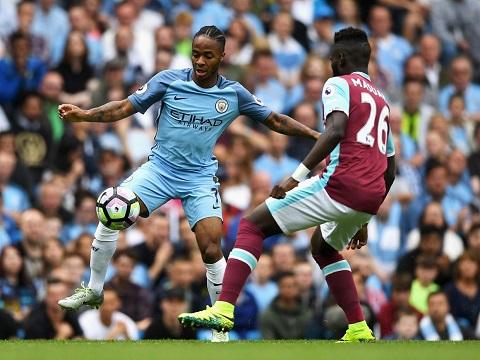 Man City thắng West Ham 2-0 tại vòng chung kết
