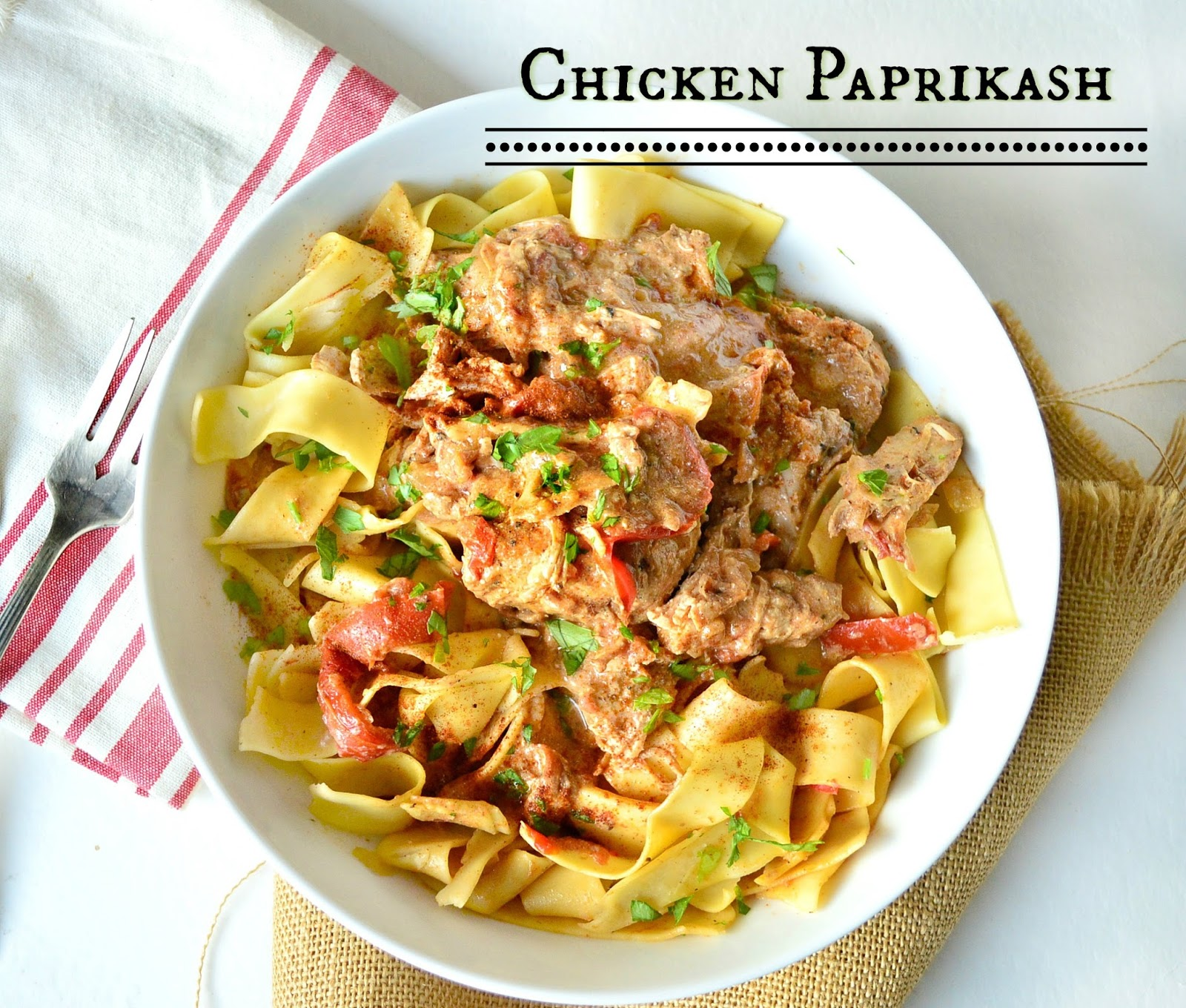 This is How I Cook: Chicken Paprikash