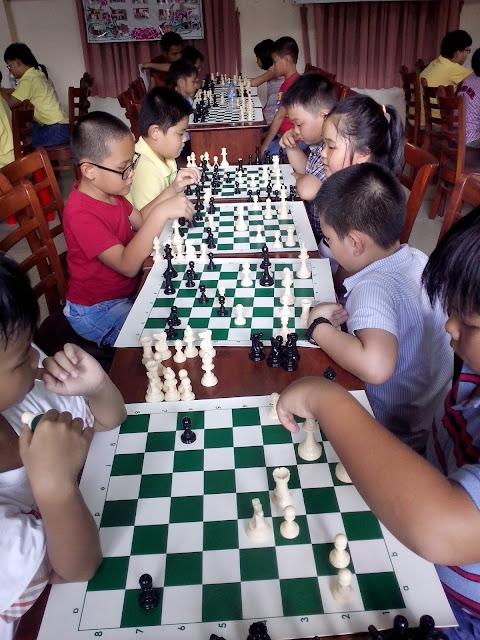 học cờ vua - dạy cờ vua