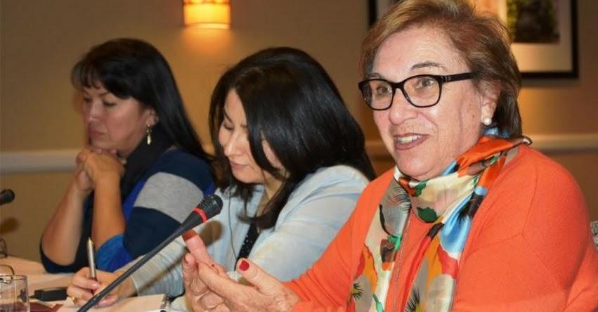 Perú reafirma su compromiso para lograr un país igualitario para niñas y mujeres, informó el Ministerio de la Mujer y Poblaciones Vulnerables - MIMP - www.mimp.gob.pe