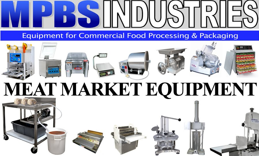 Meat Market Equipment and Supplies