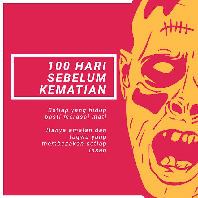 Tanda-tanda Menjelang Kematian : 100 Hari Sebelum Ajal Tiba