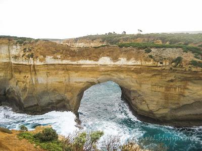 大洋路 Great Ocean Road, 拱門島 The Island Archway