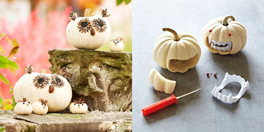 Pop Culture And Fashion Magic Halloween Pumpkins Carving And Decorating Ideas