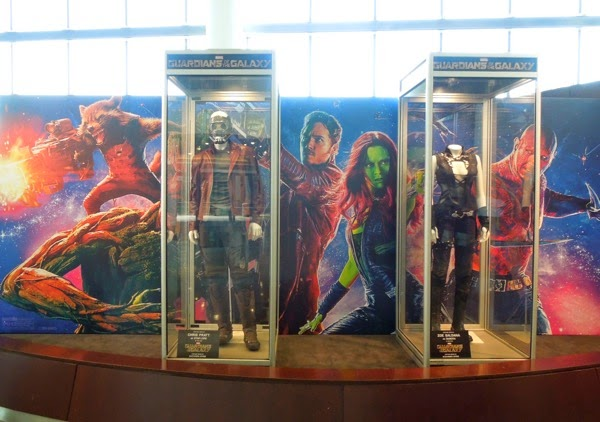Guardians of the Galaxy movie costumes