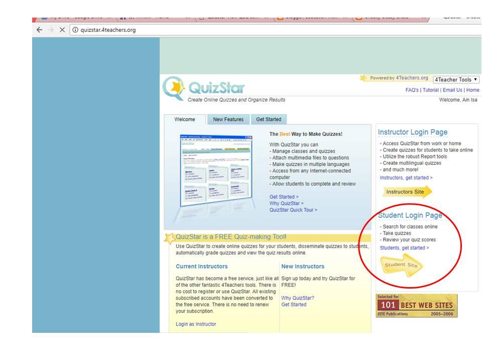 quizstar login Education Made Fun: Quiz online
