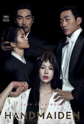 Poster The Handmaiden