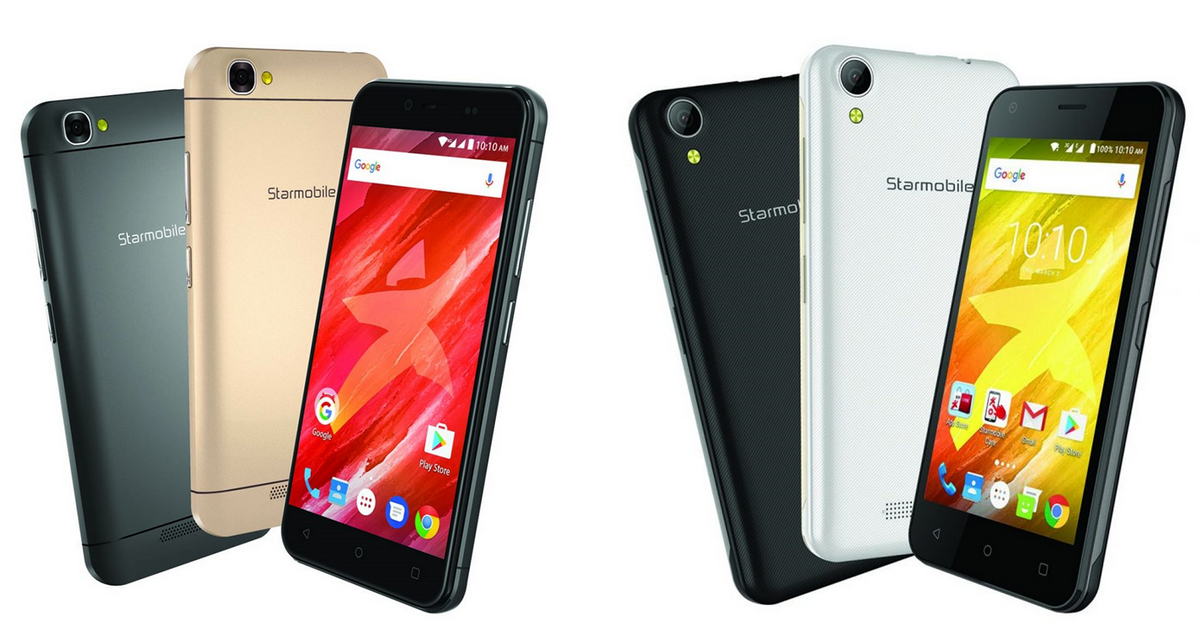 Starmobile Android Smartphones