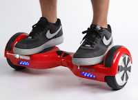 hoverboard working