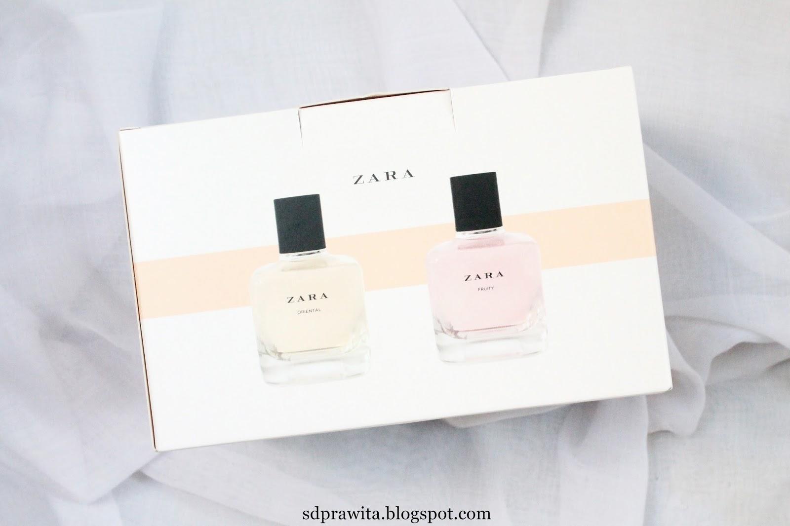 Review Zara Oriental Fruity Eau De Toilette Firadwip