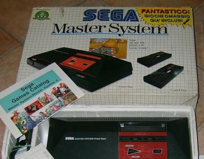Master System (Italia)